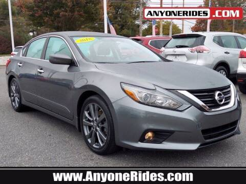 2018 Nissan Altima for sale at ANYONERIDES.COM in Kingsville MD