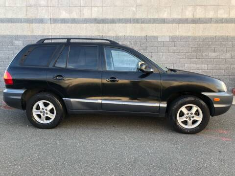 2003 Hyundai Santa Fe for sale at Autos Under 5000 + JR Transporting in Island Park NY