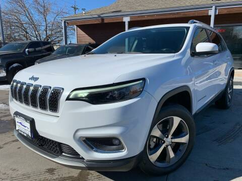 2019 Jeep Cherokee for sale at Global Automotive Imports of Denver in Denver CO