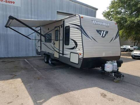 2016 Keystone Hideout 212LHS for sale at Raleigh Motors in Raleigh NC