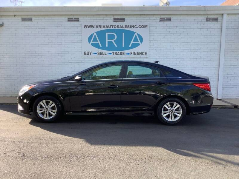 2014 Hyundai Sonata for sale at ARIA  AUTO  SALES in Raleigh NC