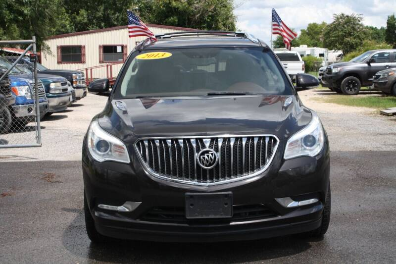 2013 Buick Enclave for sale at Fabela's Auto Sales Inc. in Dickinson TX