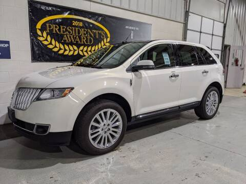 2013 Lincoln MKX for sale at LIDTKE MOTORS in Beaver Dam WI
