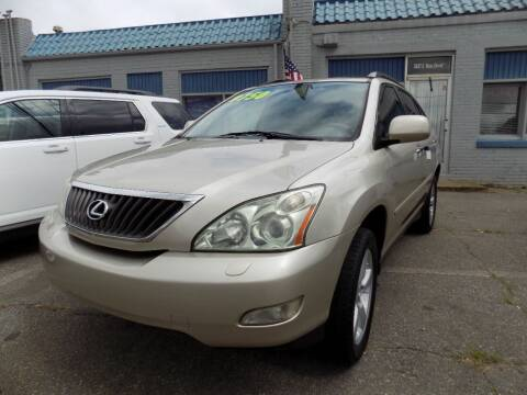 2008 Lexus RX 350 for sale at Pro-Motion Motor Co in Lincolnton NC