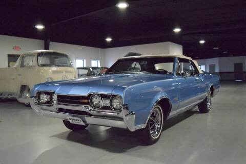 1967 Oldsmobile 442 for sale at Jensen's Dealerships in Sioux City IA
