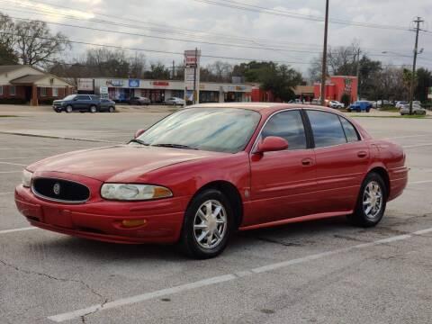2003 Buick LeSabre for sale at Loco Motors in La Porte TX