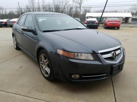 2007 Acura TL for sale at Nationwide Auto Works in Medina OH