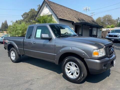 2007 Ford Ranger for sale at Three Bridges Auto Sales in Fair Oaks CA