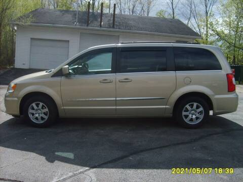 2011 Chrysler Town and Country for sale at Northport Motors LLC in New London WI