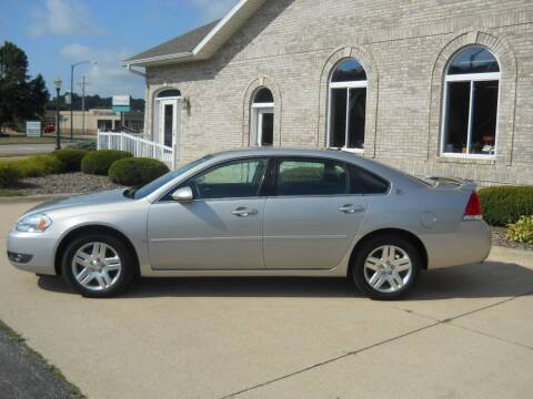 2008 Chevrolet Impala for sale at C.J. Lensing Motors Inc in Decorah IA