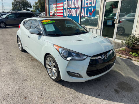 2012 Hyundai Veloster for sale at Lee Auto Group Tampa in Tampa FL