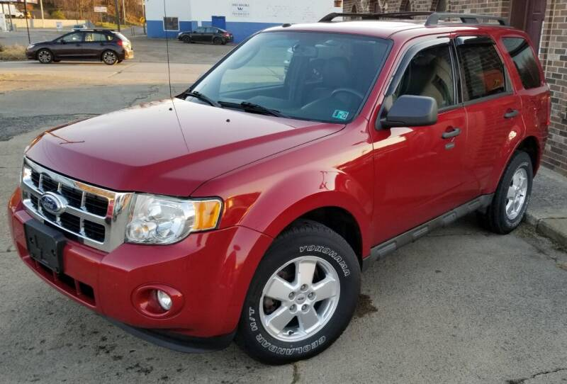 2010 Ford Escape for sale at SUPERIOR MOTORSPORT INC. in New Castle PA