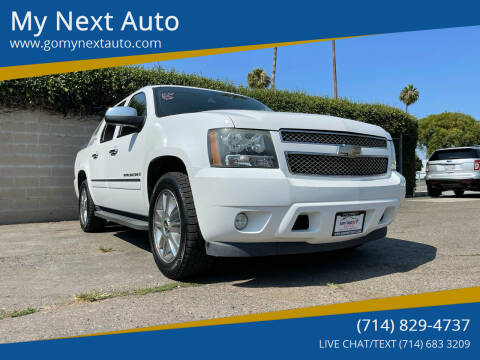 2009 Chevrolet Avalanche for sale at My Next Auto in Anaheim CA