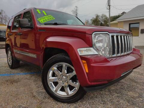 2011 Jeep Liberty for sale at The Auto Connect LLC in Ocean Springs MS