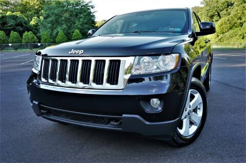 2013 Jeep Grand Cherokee for sale at Speedy Automotive in Philadelphia PA