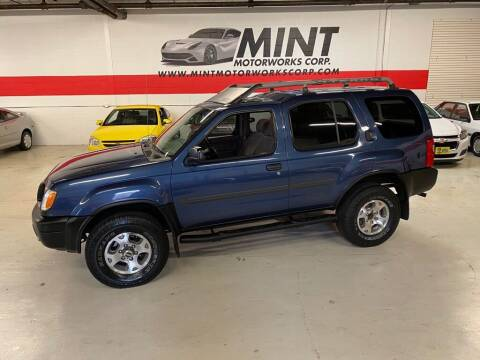 2000 Nissan Xterra for sale at MINT MOTORWORKS in Addison IL
