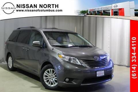 2013 Toyota Sienna for sale at Auto Center of Columbus in Columbus OH