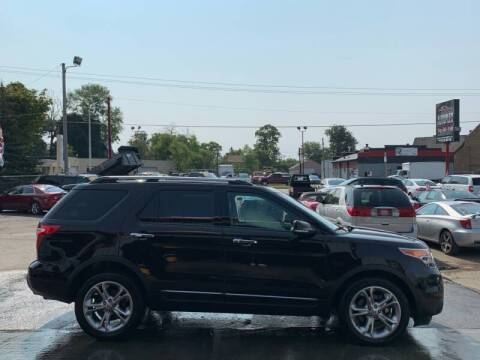 2014 Ford Explorer for sale at Autoplex in Milwaukee WI