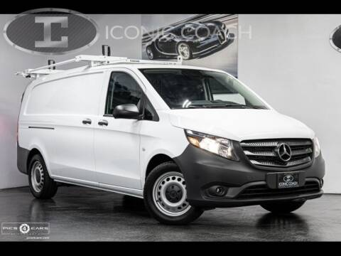 2021 Mercedes-Benz Metris for sale at Iconic Coach in San Diego CA