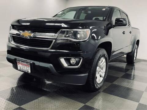 2017 Chevrolet Colorado for sale at Brunswick Auto Mart in Brunswick OH