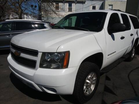 2007 Chevrolet Suburban for sale at GTR Auto Solutions in Newark NJ