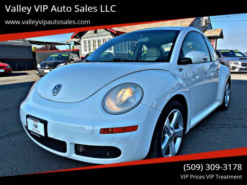 2008 Volkswagen New Beetle for sale at Valley VIP Auto Sales LLC in Spokane Valley WA
