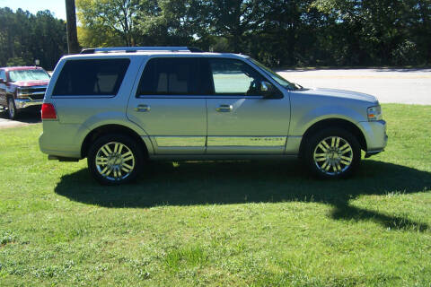 2012 Lincoln Navigator for sale at Blackwood's Auto Sales in Union SC