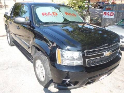 2008 Chevrolet Avalanche for sale at R & D Motors in Austin TX