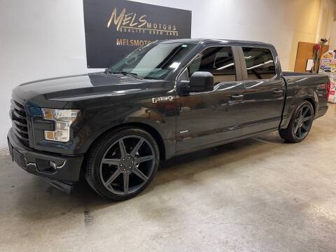 2017 Ford F-150 for sale at Mel's Motors in Nixa MO