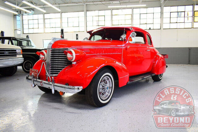1938 Pontiac Coupe for sale at Classics and Beyond Auto Gallery in Wayne MI