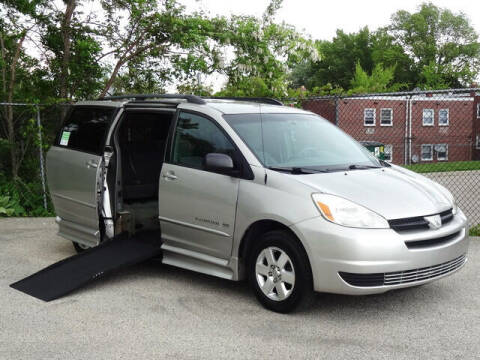 2005 Toyota Sienna for sale at Kaners Motor Sales in Huntingdon Valley PA