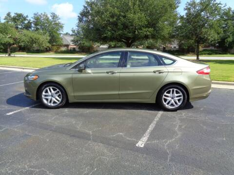 2013 Ford Fusion for sale at BALKCUM AUTO INC in Wilmington NC