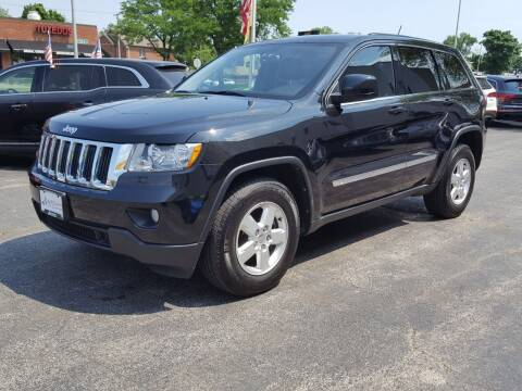 2012 Jeep Grand Cherokee for sale at AUTOSAVIN in Elmhurst IL