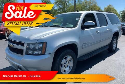 2011 Chevrolet Suburban for sale at American Motors Inc. - Belleville in Belleville IL