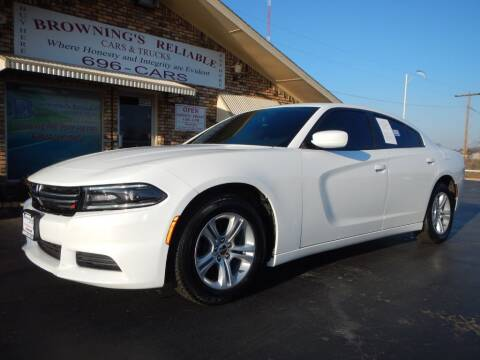 2015 Dodge Charger for sale at Browning's Reliable Cars & Trucks in Wichita Falls TX