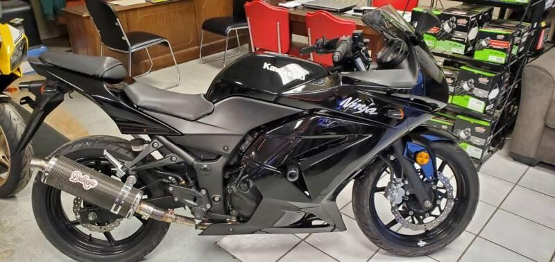 2009 Kawasaki Ninja 250R for sale at Haldeman Auto in Lebanon PA