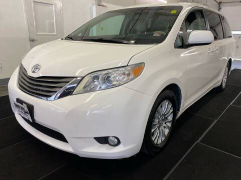 2013 Toyota Sienna for sale at TOWNE AUTO BROKERS in Virginia Beach VA