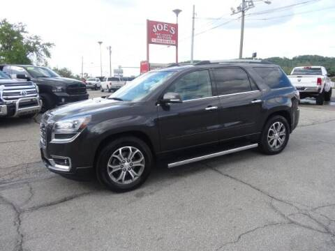 2014 GMC Acadia for sale at Joe's Preowned Autos in Moundsville WV