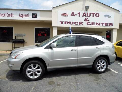 2008 Lexus RX 350 for sale at A-1 AUTO AND TRUCK CENTER in Memphis TN