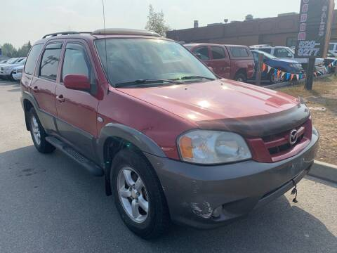 2005 Mazda Tribute for sale at Freedom Auto Sales in Anchorage AK