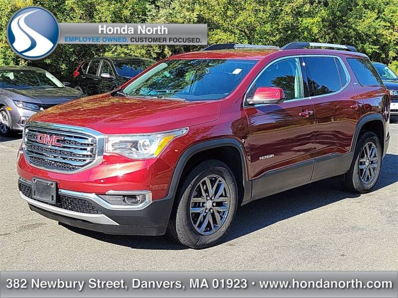 2017 GMC Acadia for sale at 1 North Preowned in Danvers MA