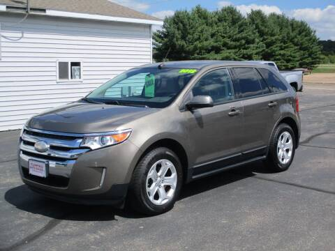 2012 Ford Edge for sale at Plainfield Auto Sales, LLC in Plainfield WI