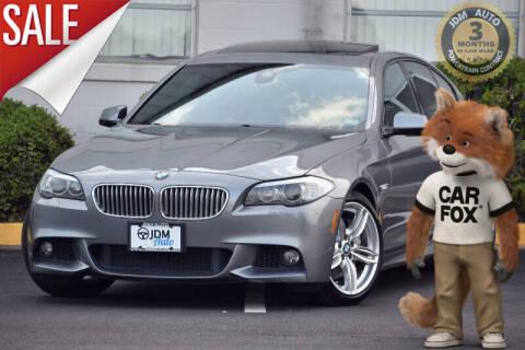 2013 BMW 5 Series for sale at JDM Auto in Fredericksburg VA