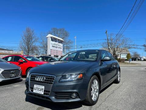 2009 Audi A4 for sale at Auto Cape in Hyannis MA
