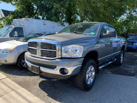 2008 Dodge Ram Pickup 2500 for sale at Charles and Son Auto Sales in Totowa NJ