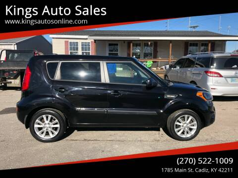 2013 Kia Soul for sale at Kings Auto Sales in Cadiz KY