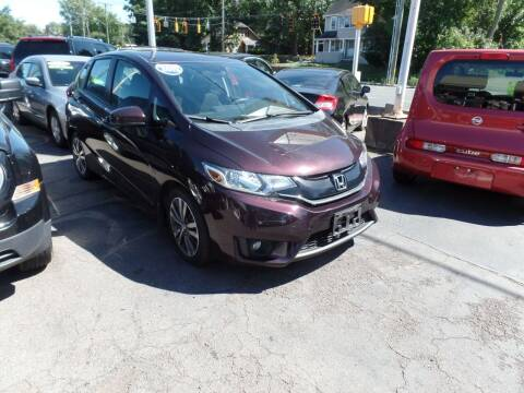 2015 Honda Fit for sale at CAR CORNER RETAIL SALES in Manchester CT