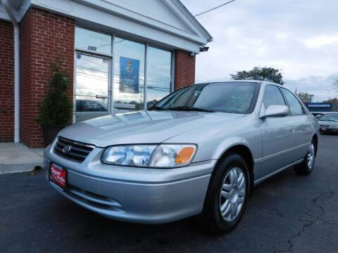 2001 Toyota Camry for sale at Delaware Auto Sales in Delaware OH