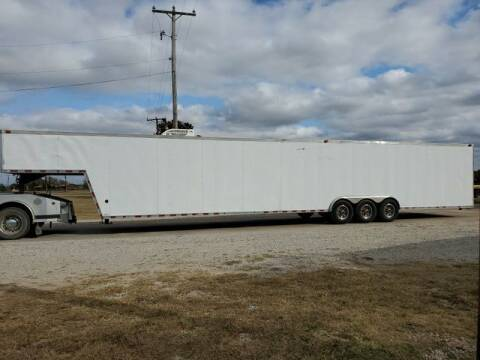 2005 VINTAGE 48 MILLENIUM RACE CAR TRAILER for sale at Kell Auto Sales, Inc - Grace Street in Wichita Falls TX