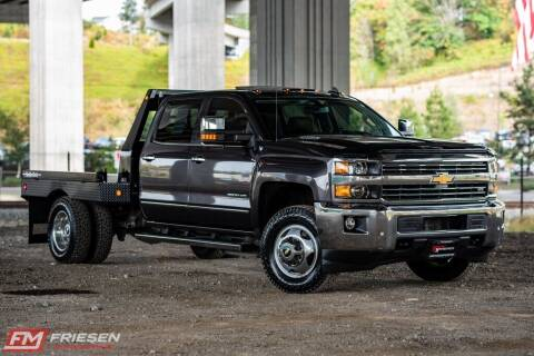 2015 Chevrolet Silverado 3500HD for sale at Friesen Motorsports in Tacoma WA